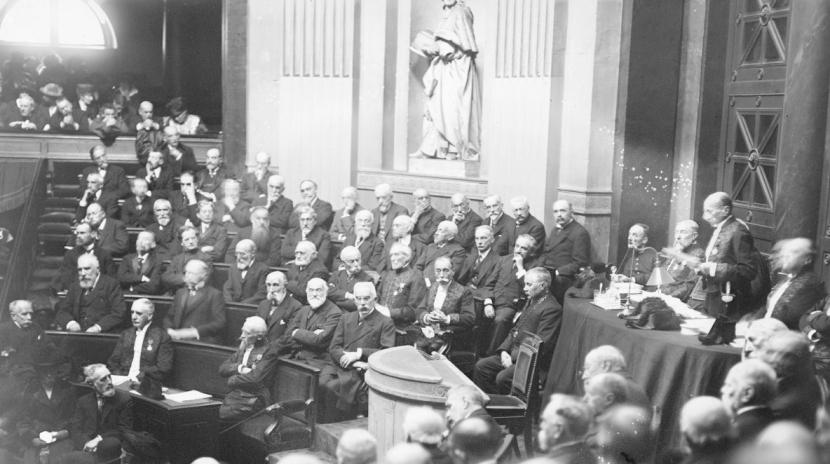 Les académiciens de 1832 à nos jours – SectionV