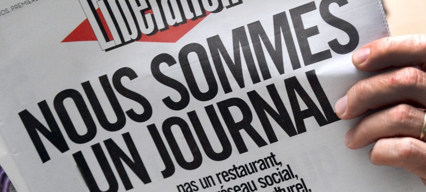 Libération, journal d'opinion ?
