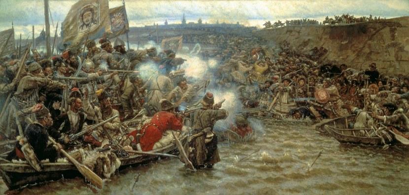 Les fluctuations de l'historiographie de laRussie