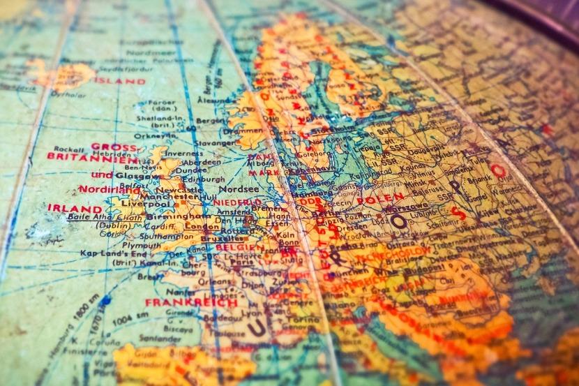 La structure de l'espace politiqueeuropéen