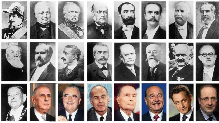 Election et pouvoirs du président de la République depuis1848