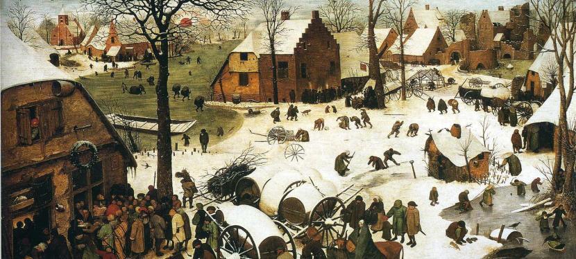 Peut-on écrire l'histoire du climat?