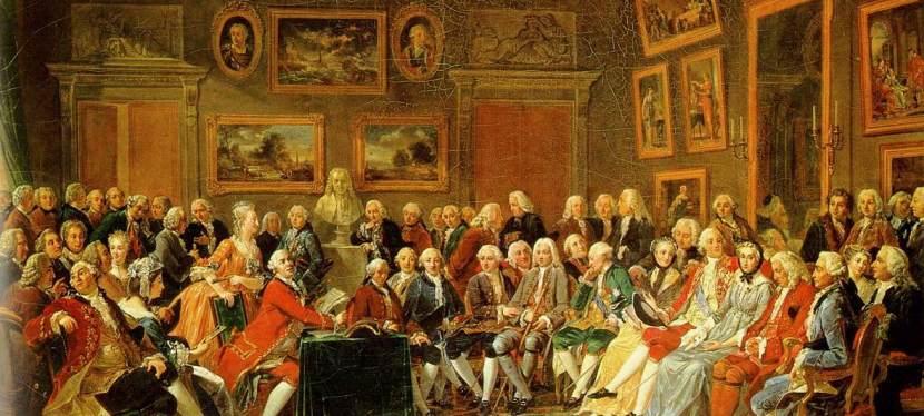 Des Lumières à l'opinion publique : politique extérieure et société, XVIIIe-XXesiècles