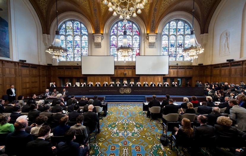 La Cour internationale dejustice