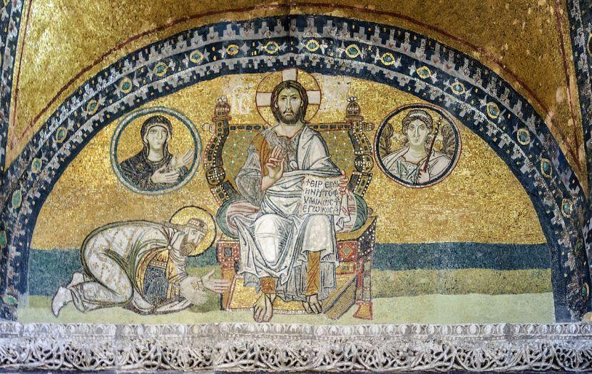 La vision orthodoxe del'Homme