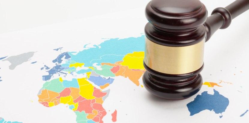 L'émergence d'un ordre juridique mondial?