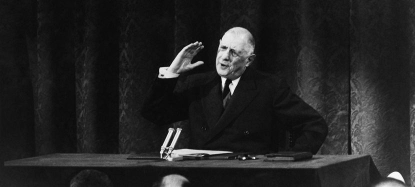 De Gaulle, l'Europe et l'adaptation de la France au Marché Commun 1959 /1969
