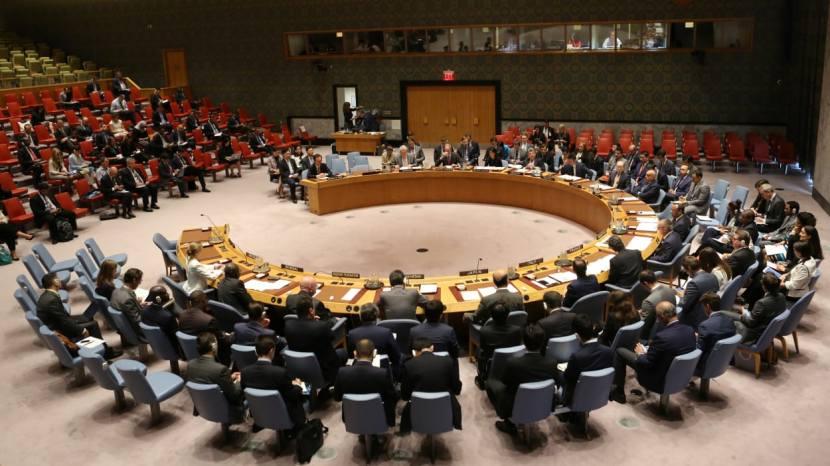 Le Conseil de sécurité des NationsUnies