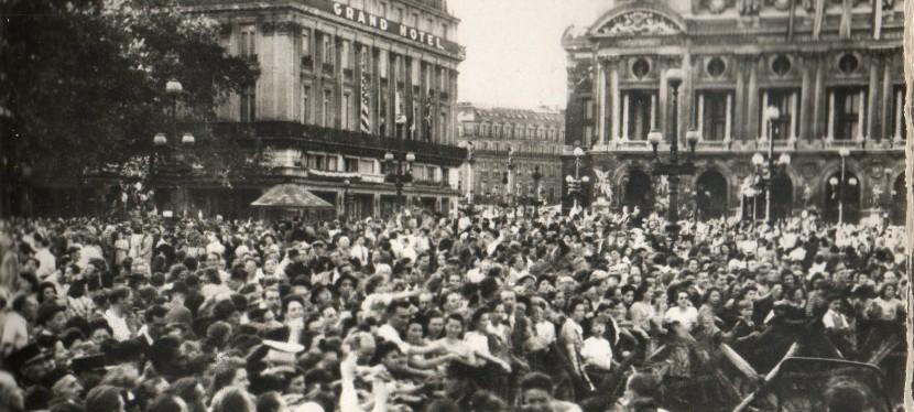 Acteur et spectateur, le peuple français de 1940 à1944
