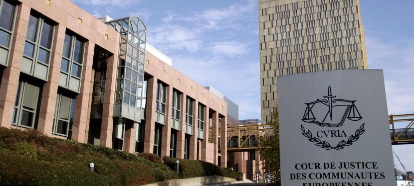 La Cour de justice de l'UnionEuropéenne