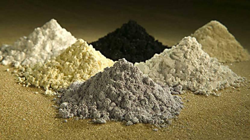 Le problème des métaux et terresrares