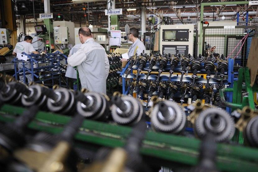 L'industrie manufacturière enFrance