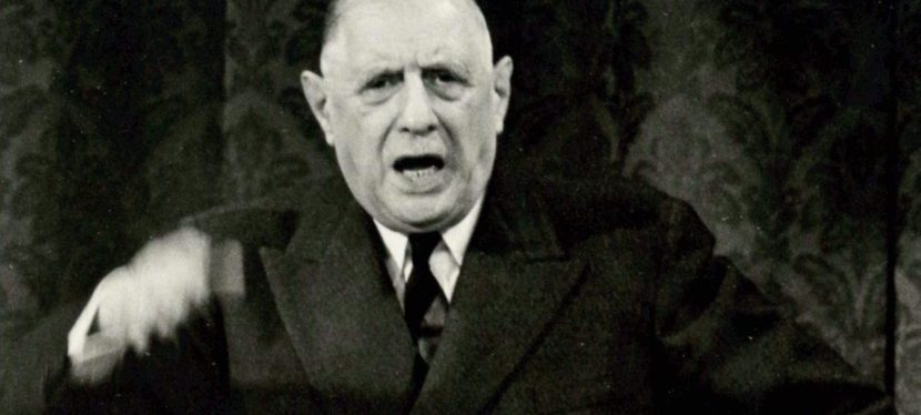 De Gaulle, l'Europe et l'adaptation de laFrance