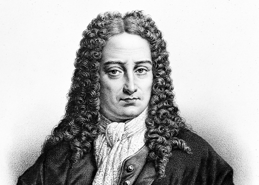 Leibniz et ledroit