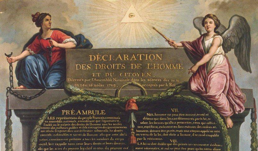 La France et les droits de l'Homme : du culte aumépris