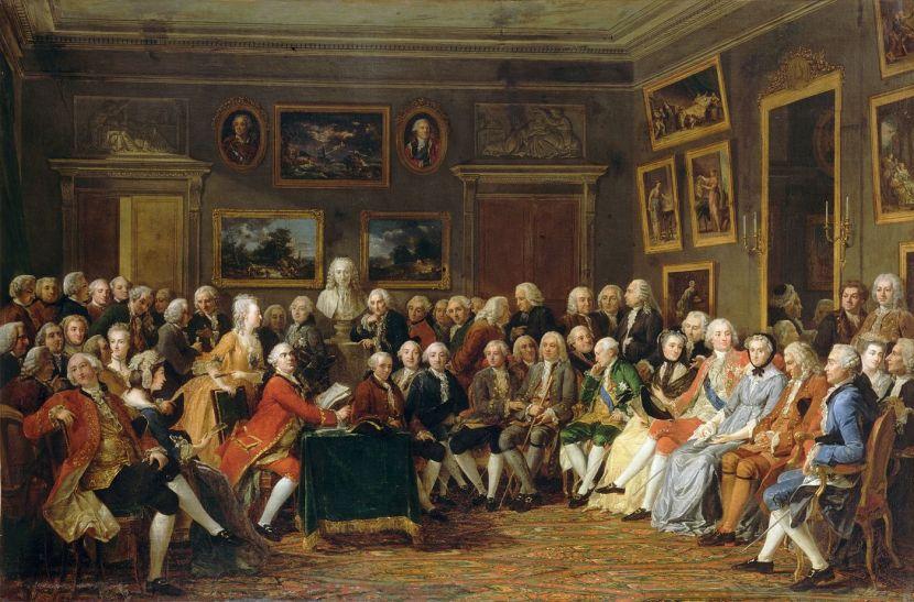 L'Europe, république des lettres et des arts (16e -18esiècles)