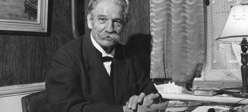 Célébration du centenaire de la naissance d'AlbertSchweitzer
