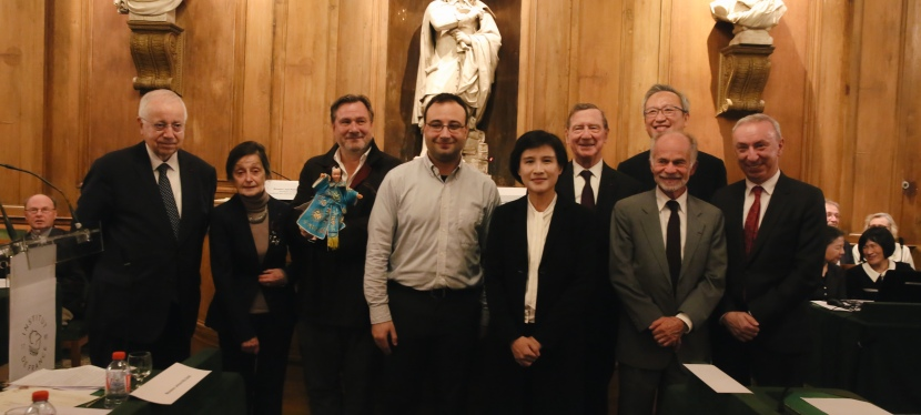 Remise des prix 2019 de la Fondation culturelle franco-taïwanaise